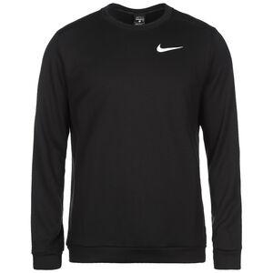 Dry Fleece Trainingspullover Herren, schwarz, zoom bei OUTFITTER Online