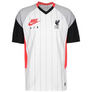 FC Liverpool Trikot Air Max Stadium 2020/2021 Herren, weiß / neonrot, zoom bei OUTFITTER Online