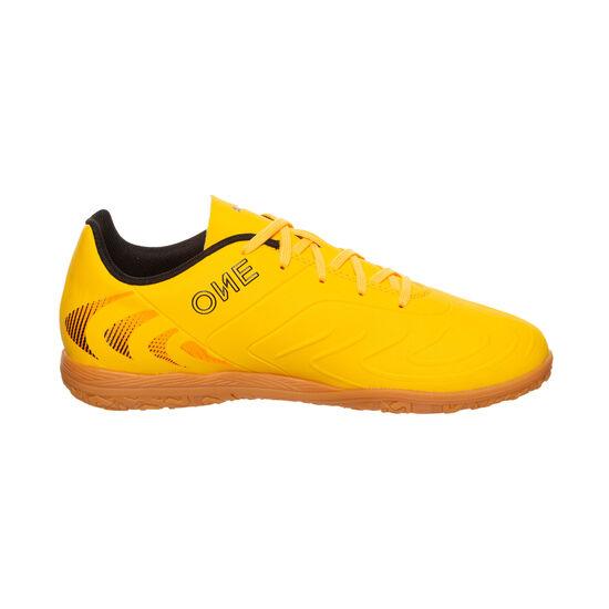 ONE 20.4 Indoor Fußballschuh Kinder, neongelb / schwarz, zoom bei OUTFITTER Online