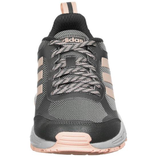 Rockadia Trail 3.0 Laufschuh Damen, dunkelgrau / rosa, zoom bei OUTFITTER Online
