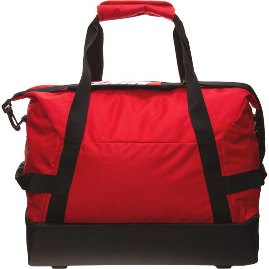 Academy Team L Sporttasche, rot / weiß, zoom bei OUTFITTER Online