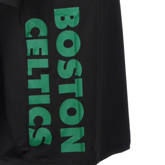 NBA Vertical Wordmark Boston Celtics T-Shirt Herren, schwarz, zoom bei OUTFITTER Online