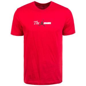 The Man T-Shirt Herren, rot, zoom bei OUTFITTER Online