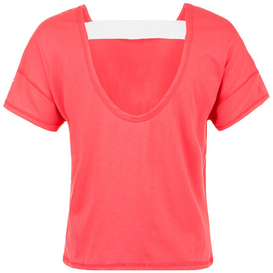 HIT Feel It Trainingsshirt Damen, pink / weiß, zoom bei OUTFITTER Online