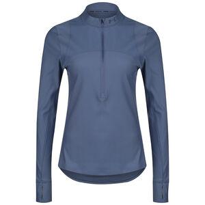 Qualifier Half Zip Longsleeve Damen, blau, zoom bei OUTFITTER Online
