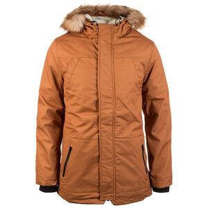 Heavy Cotton Imitation Fur Parka Herren, braun, zoom bei OUTFITTER Online