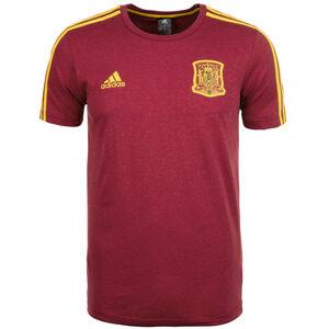 FEF Spanien 3S T-Shirt WM 2018 Herren, Rot, zoom bei OUTFITTER Online