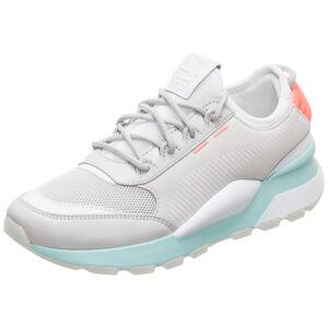 RS-0 Tracks Sneaker, grau / hellblau, zoom bei OUTFITTER Online