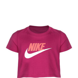 Crop Futura T-Shirt Kinder, pink, zoom bei OUTFITTER Online