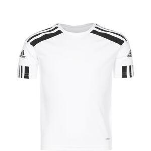 Squadra 21 Fußballtrikot Kinder, weiß / schwarz, zoom bei OUTFITTER Online