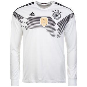 DFB Langarm Trikot Home WM 2018 Herren, Weiß, zoom bei OUTFITTER Online