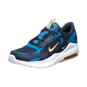 Air Max Bolt Sneaker Kinder, dunkelblau / hellblau, zoom bei OUTFITTER Online