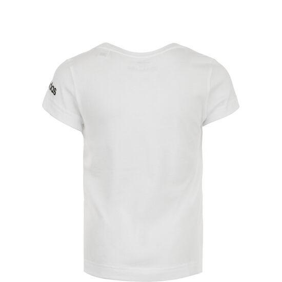 Essentials Branded T-Shirt Kinder, weiß, zoom bei OUTFITTER Online