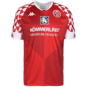 1. FSV Mainz 05 Trikot Home 2020/2021 Herren, rot / weiß, zoom bei OUTFITTER Online