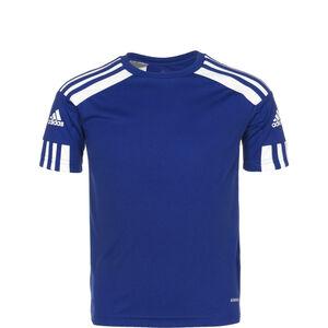 Squadra 21 Fußballtrikot Kinder, blau / weiß, zoom bei OUTFITTER Online