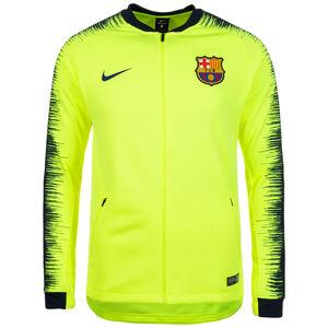 FC Barcelona Anthem Jacke Herren, Gelb, zoom bei OUTFITTER Online