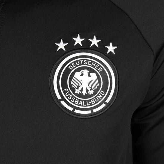 DFB Anthem Jacke EM 2021 Herren, schwarz / weiß, zoom bei OUTFITTER Online