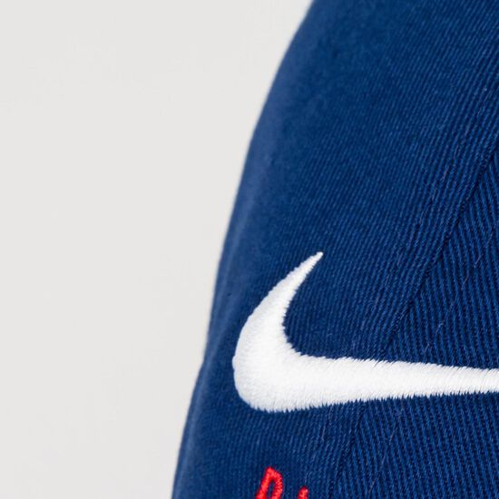 Paris Saint-Germain Heritag86 Strapback Cap, blau / weiß, zoom bei OUTFITTER Online