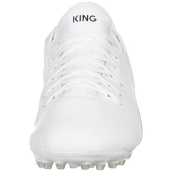 King Pro MG Fußballschuh Herren, weiß, zoom bei OUTFITTER Online