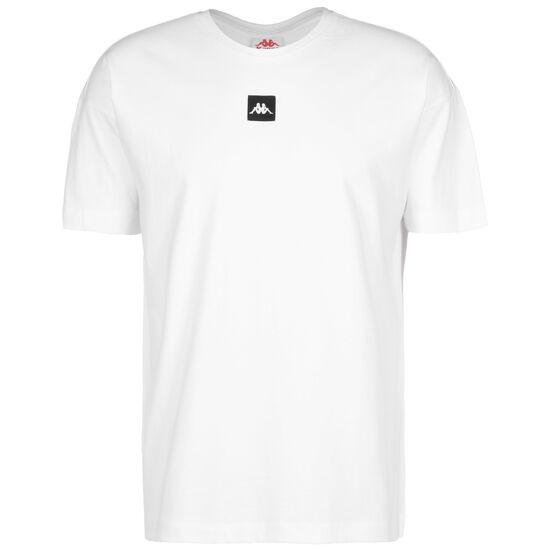 Gelleg T-Shirt Herren, weiß / schwarz, zoom bei OUTFITTER Online