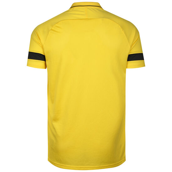Academy 21 Dry Poloshirt Herren, gelb / schwarz, zoom bei OUTFITTER Online