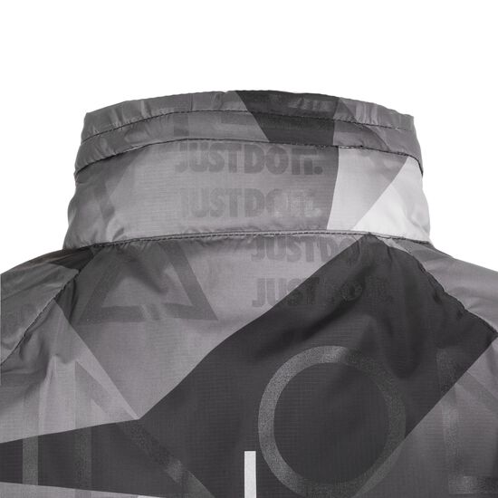 Shield Flash Laufjacke Damen, schwarz, zoom bei OUTFITTER Online