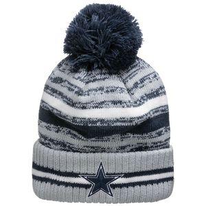 NFL Dallas Cowboys Sideline Bobble Knit Mütze, , zoom bei OUTFITTER Online