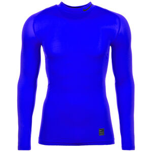 Pro Trainingsshirt Herren, blau, zoom bei OUTFITTER Online