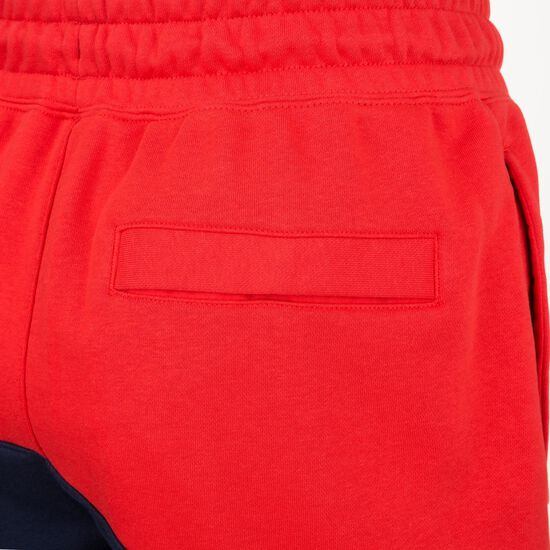 Swoosh Short Herren, rot / dunkelblau, zoom bei OUTFITTER Online