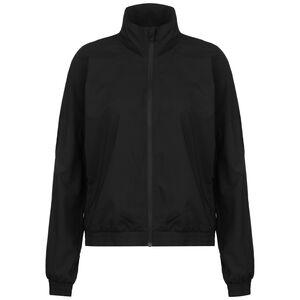 Badge Of Sports Woven Trainingsjacke Damen, schwarz / weiß, zoom bei OUTFITTER Online