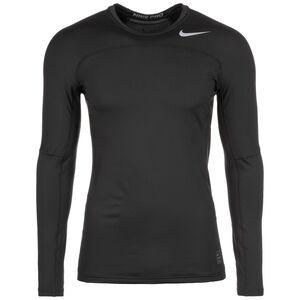 Pro Hyperwarm Trainingsshirt Herren, schwarz / grau, zoom bei OUTFITTER Online