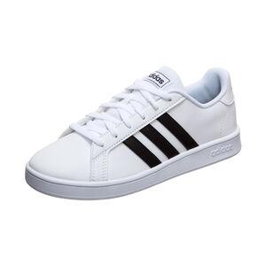 Grand Court Sneaker Kinder, weiß / schwarz, zoom bei OUTFITTER Online