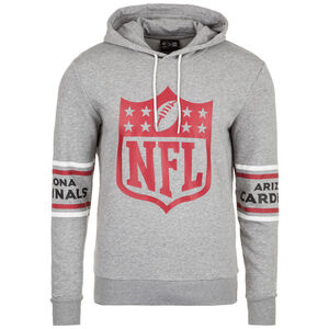 NFL Badge Arizona Cardinals Kapuzenpullover Herren, grau, zoom bei OUTFITTER Online
