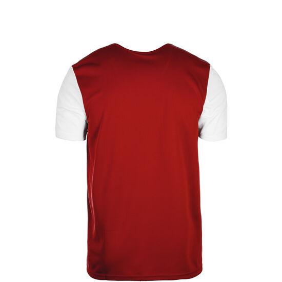 Estro 19 Fußballtrikot Kinder, rot / weiß, zoom bei OUTFITTER Online
