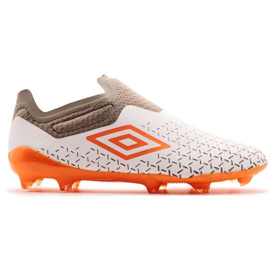 Velocita V Elite FG Fußballschuh Herren, weiß / orange, zoom bei OUTFITTER Online