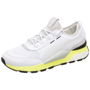 RS-0 Tracks Sneaker, weiß / neongelb, zoom bei OUTFITTER Online