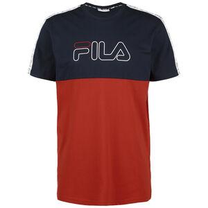 Jopi Blocked Tape T-Shirt Herren, dunkelblau / rot, zoom bei OUTFITTER Online