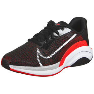 Zoomx SuperRep Surge Trainingsschuh Damen, schwarz / rot, zoom bei OUTFITTER Online