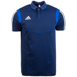 Tiro 19 Poloshirt Herren, dunkelblau / blau, zoom bei OUTFITTER Online
