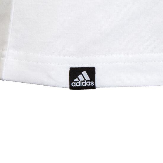 Dametime T-Shirt Herren, weiß / rot, zoom bei OUTFITTER Online