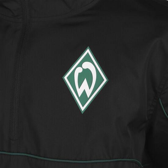 SV Werder Bremen Icon Windbreaker Herren, schwarz / weiß, zoom bei OUTFITTER Online