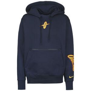 NBA Golden State Warriors City Edition Kapuzenpullover Herren, blau / gelb, zoom bei OUTFITTER Online