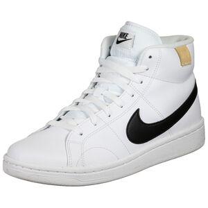 Court Royale 2 Mid Sneaker Herren, weiß / schwarz, zoom bei OUTFITTER Online