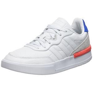 Clubcourt Sneaker Herren, weiß / orange, zoom bei OUTFITTER Online