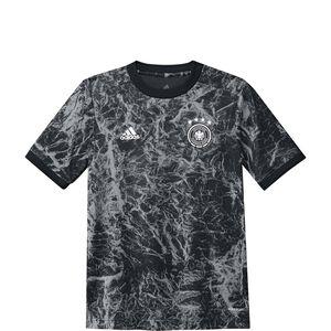 DFB Pre-Match T-Shirt EM 2021 Kinder, schwarz / grau, zoom bei OUTFITTER Online