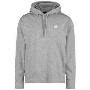 Sportswear Club Jersey Kapuzenpullover Herren, grau / weiß, zoom bei OUTFITTER Online