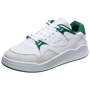Court Slam 319 Sneaker Herren, weiß / grün, zoom bei OUTFITTER Online