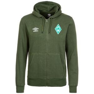 SV Werder Bremen Kapuzenjacke Herren, grün, zoom bei OUTFITTER Online