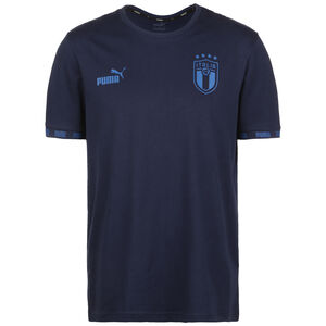 Italien FtblCulture T-Shirt EM 2021 Herren, dunkelblau / blau, zoom bei OUTFITTER Online