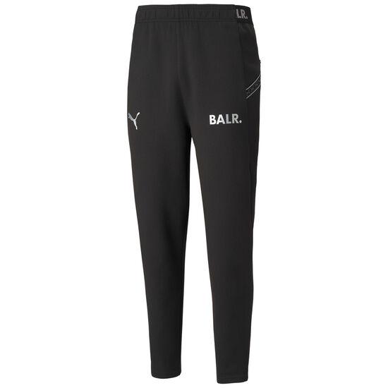 x BALR Trainingshose Herren, schwarz / weiß, zoom bei OUTFITTER Online